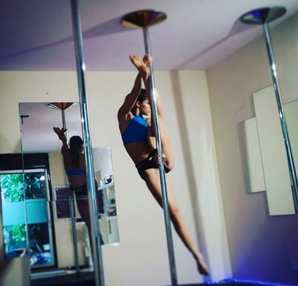 Un nouvel article sur la Pole Dance :)