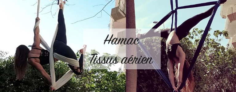 hamac tissus aerien
